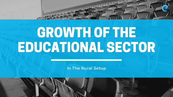 Growth Of The Educational Sector